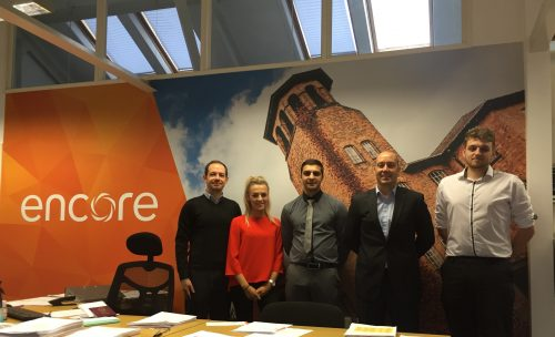 Recruitment firm expansion results in new office