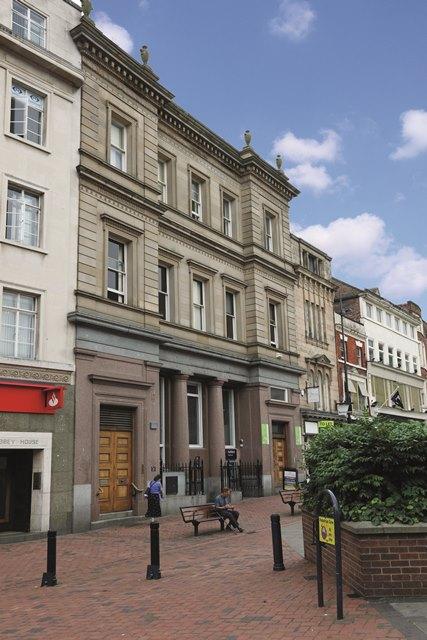 NG brings landmark Derby building to market