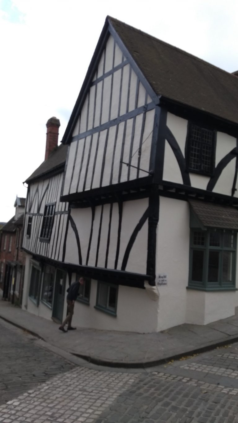 Works to much-loved Grade II listed late 15th century Harlequin Gallery building complete