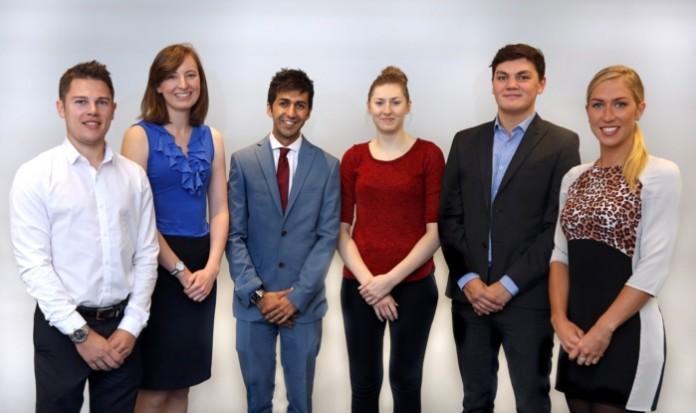 Innes welcomes five of the best to their team