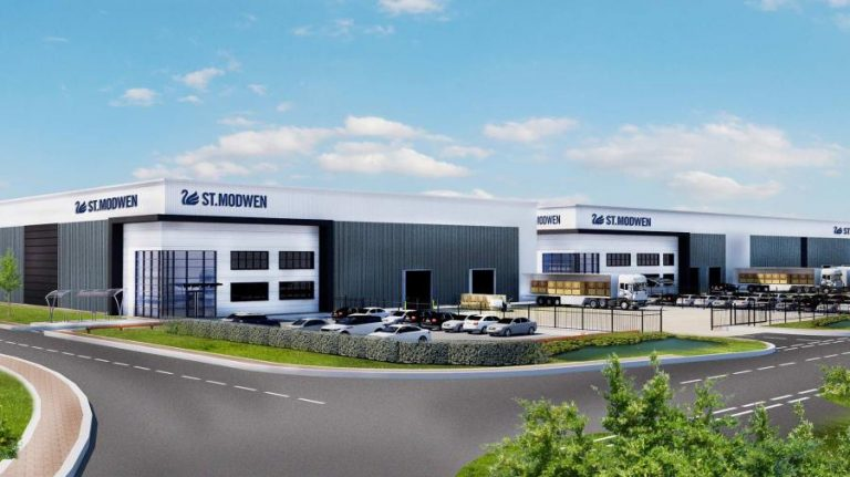 UK regeneration firm plans 90,000 sq ft warehouse near Lincoln