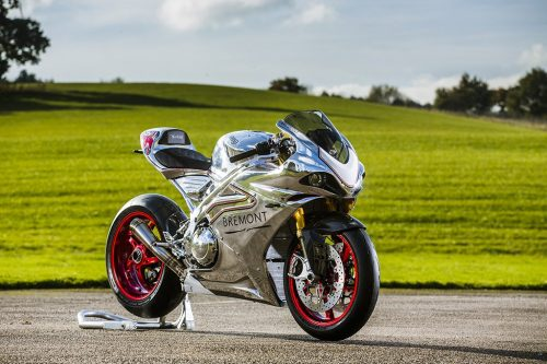 Norton Motorcycles enters administration over taxes