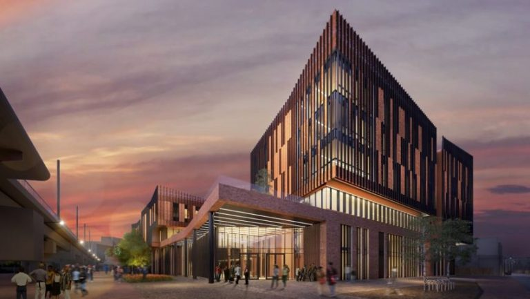Iconic £58m City Hub campus a step closer