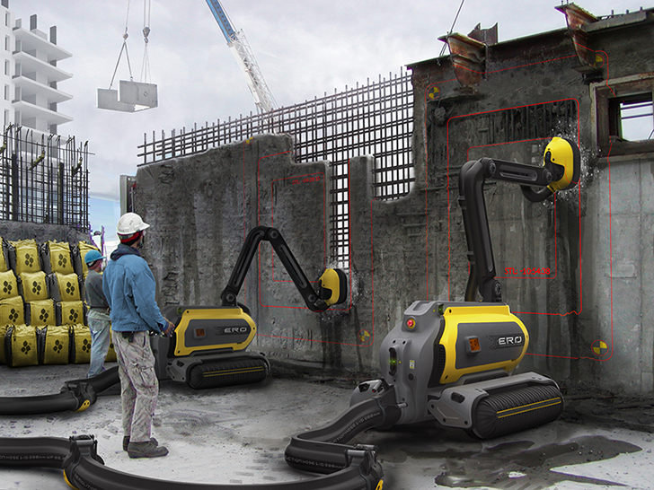 The future of construction: worker-free building sites by 2050