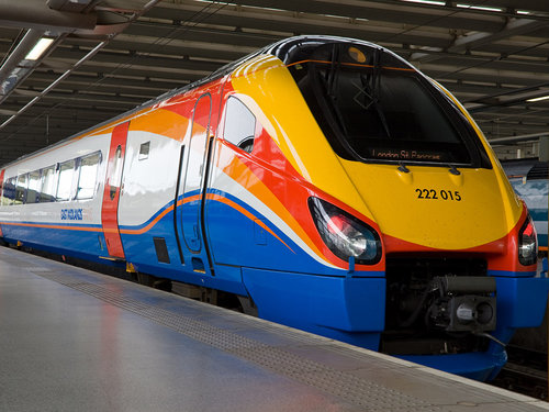 Government launches new vision for United Kingdom railways
