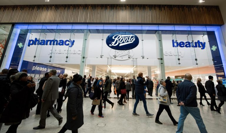 4,000 jobs to go at Boots