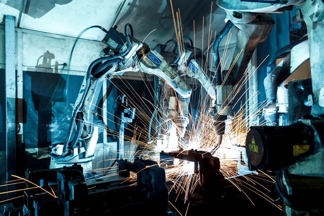 Manufacturing activity weakens