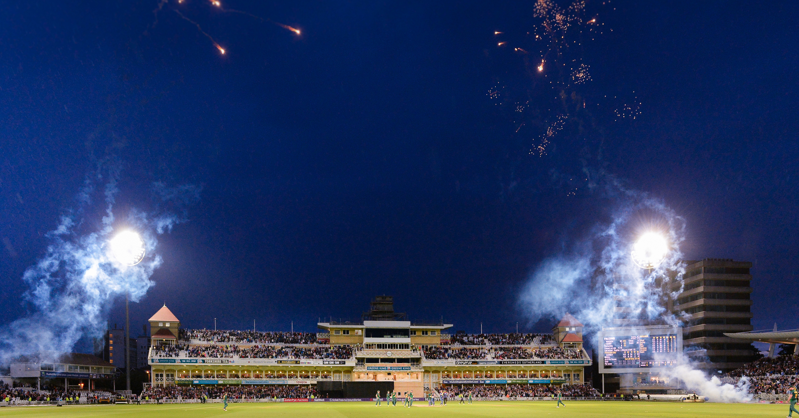 European Central Bank  stick with tradition for Ashes venues