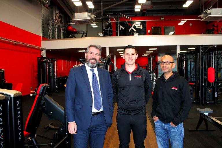 International gym franchise comes to Derbyshire