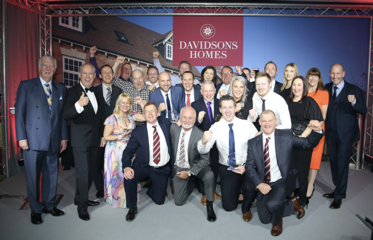 Davidsons Homes raises over £50,000 for Leicester Hospital