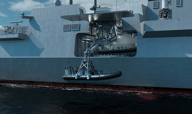 Rolls-Royce to supply propellers and mission bay technology for UK Royal Navy