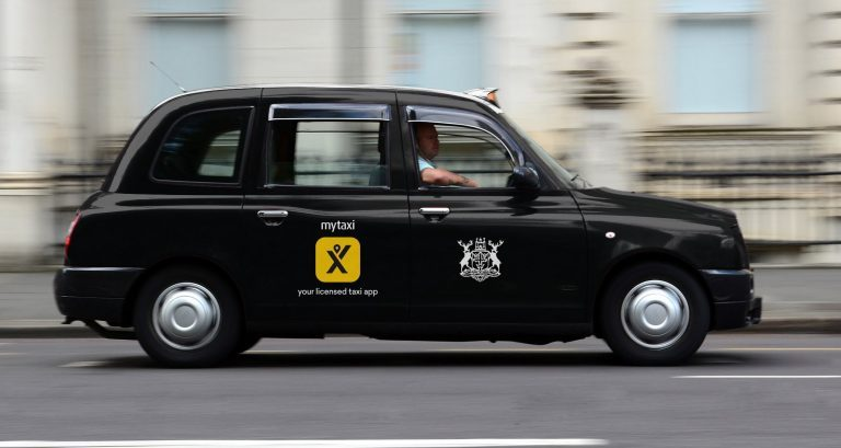 Working conditions putting taxi driver livelihoods at risk