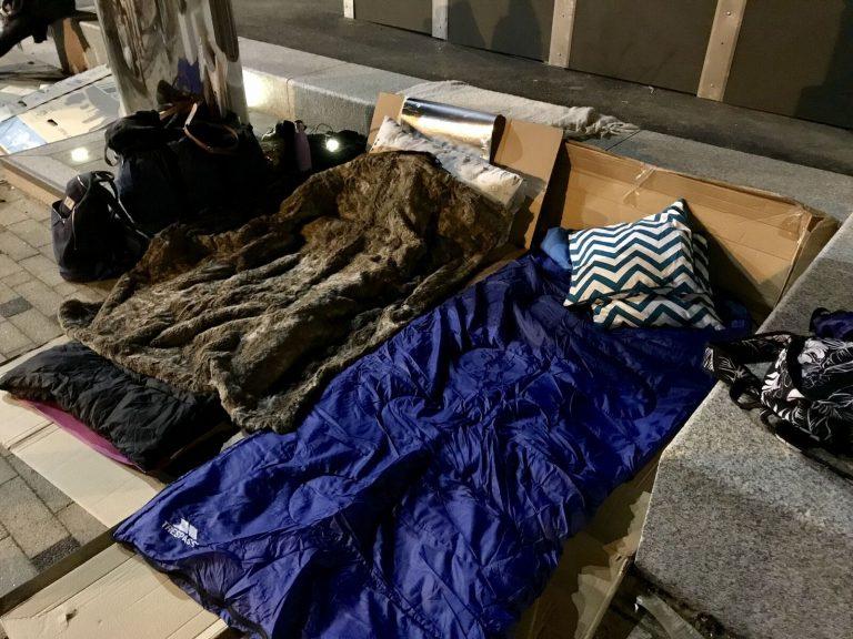 Big Sleep raises over £9000 for The Bridge-Homelessness to Hope