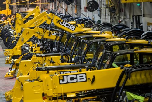 915 jobs to be saved at JCB
