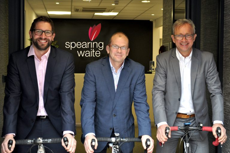 Spearing Waite launches £10,000 fund raising initiative for charity