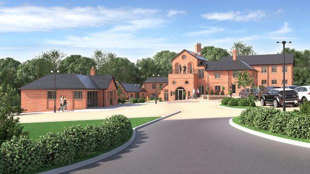 2 4m plans unveiled to transform part of Belvoir Castle site - East