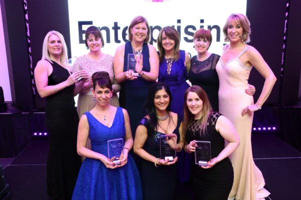 Leading light in education' named business women of the year