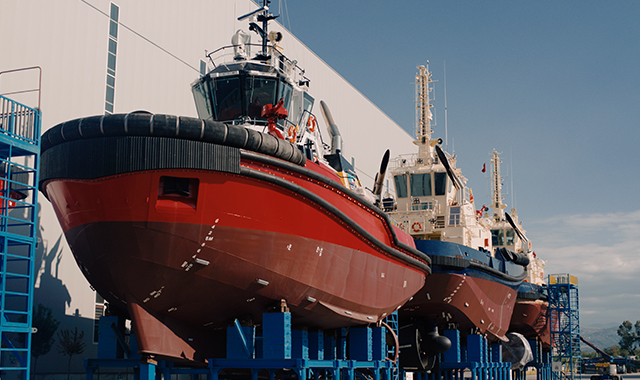 Rolls-Royce to build thrusters for Turkish tug company