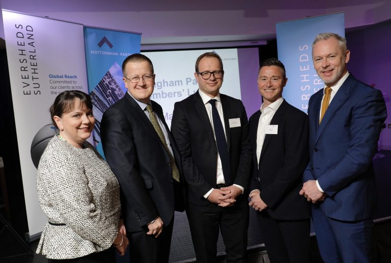 Boots reveals new plans for Beeston HQ at Nottingham Partners lunch