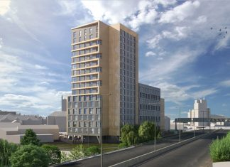 Plans for major Derby apartment scheme to be submitted