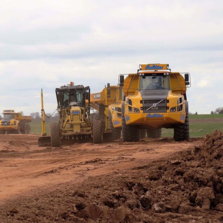 Collins Earthworks scoops RoSPA Gold Award for health and safety practices