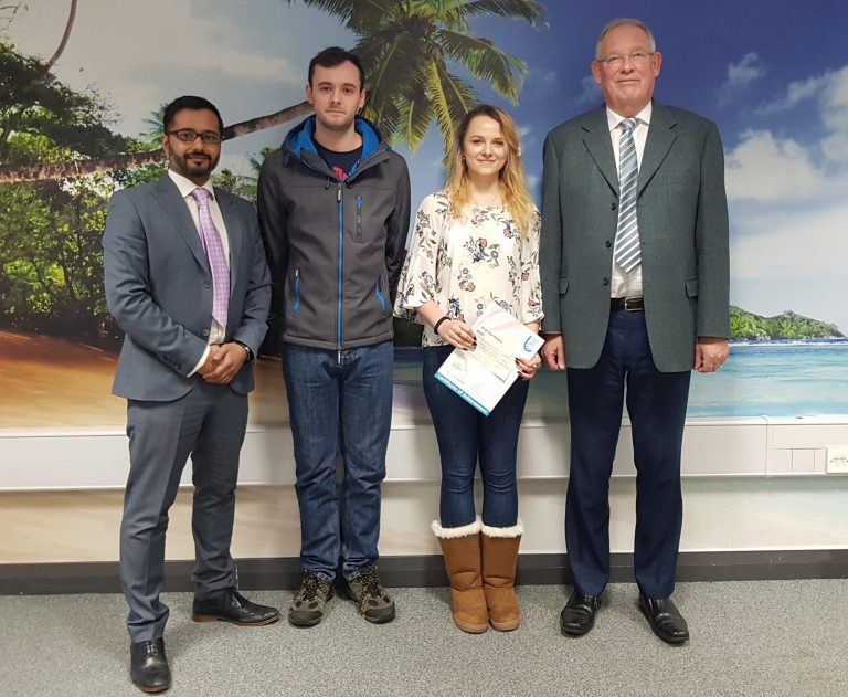 Pattersons Commercial Law supports entrepreneurial students