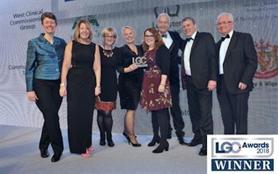 Lightbulb marks successful first six months with three awards