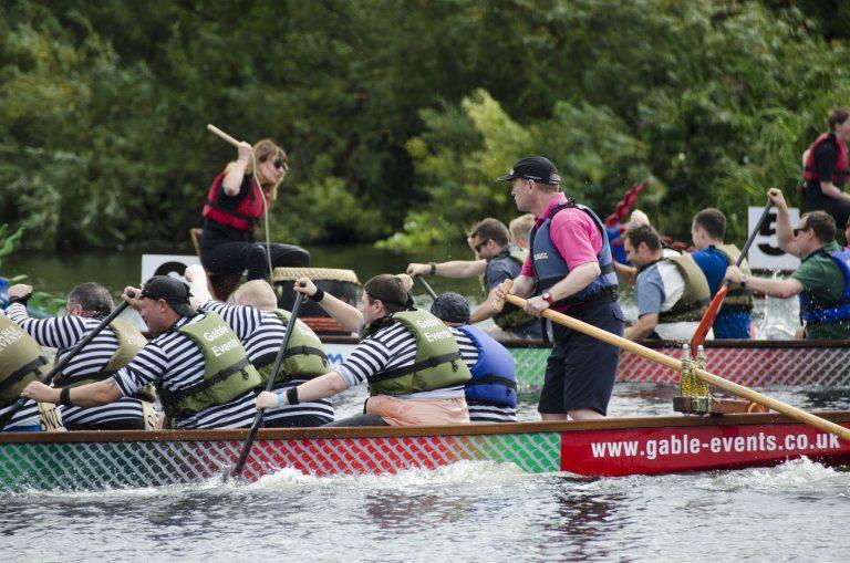 More teams race to sign up for Nottingham Riverside Festival Dragon Boat Challenge