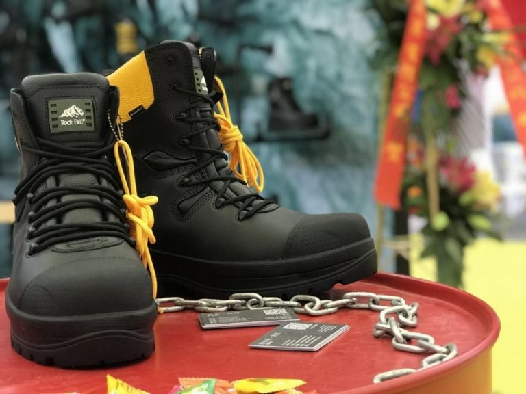 Derbyshire safety boot manufacturer competes base extension