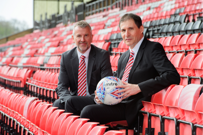 Lincoln City FC Vice Chairman steps down