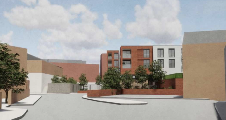 Approval granted for Northampton flats