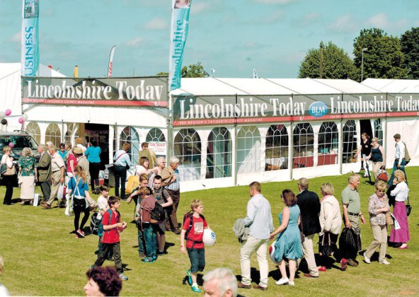 Lincolnshire show beats all records to date drawing 60,000 visitors