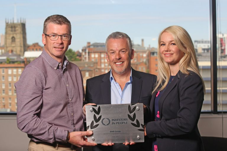 BWB recognised as one of UK's best employers