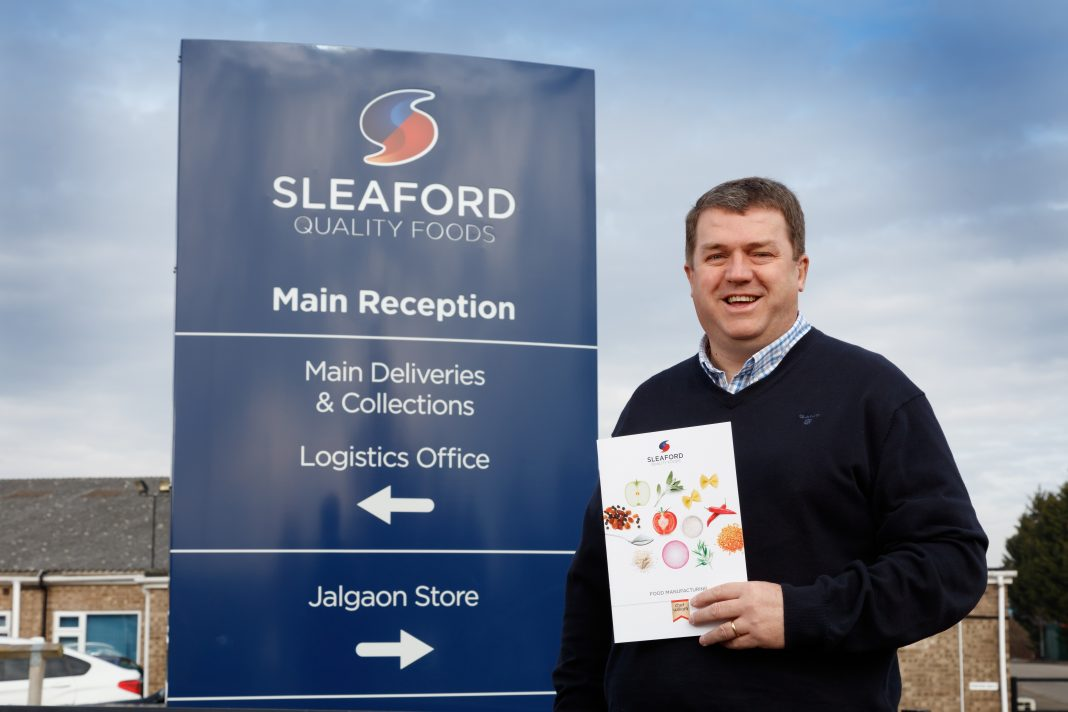 sleaford quality foods