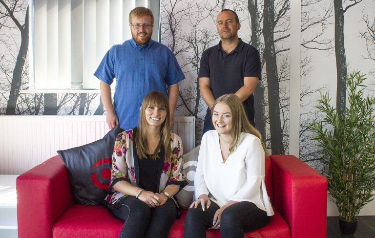 Pellacraft appoints four new team members