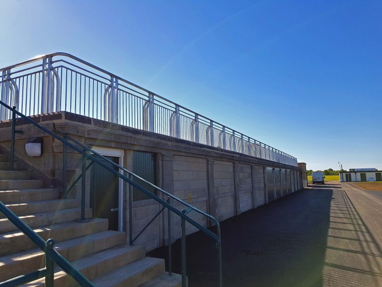 Alpha Rail appointed on £4m York Racecourse Transformation