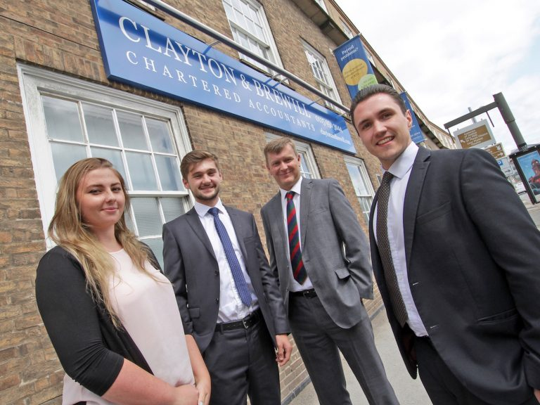 Clayton & Brewill strengthens team with three new appointments