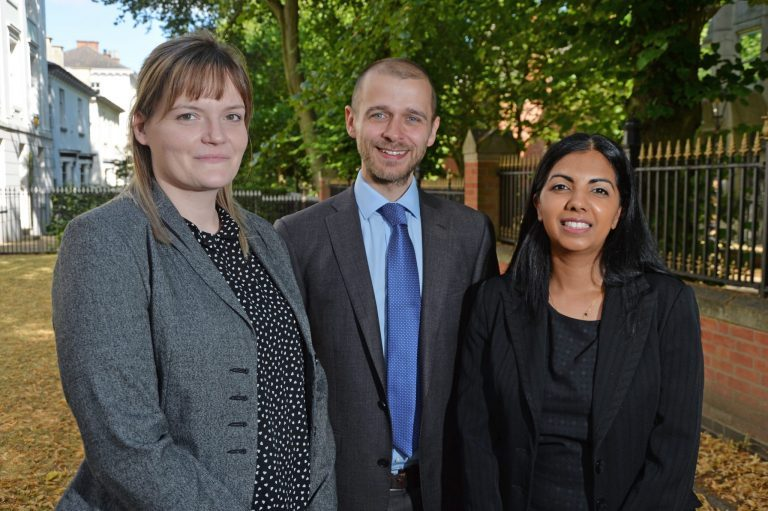 Associate promotions at Nelsons' Leicester office