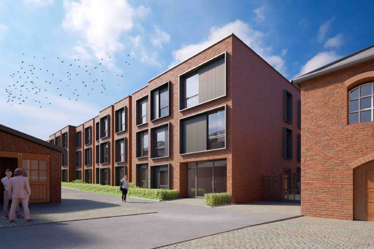 Leicester studio student flat scheme given the green light