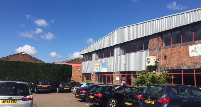 New chapter for local publishers at Churchill Business Park