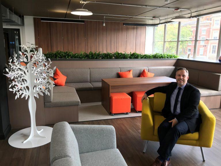 intu Broadmarsh development gains momentum with office relocation