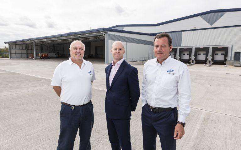 Global automotive manufacturer moves to St Modwen's Barton Business Park