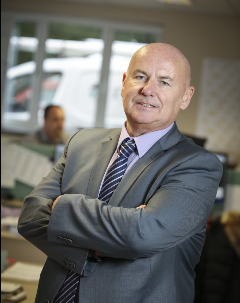 Time Out: Tony O'Toole, Managing Director – M&E – at J Tomlinson