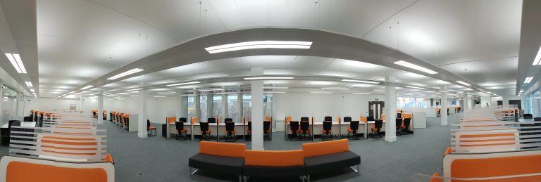 Wates Construction completes Derby City Council HQ refurbishment