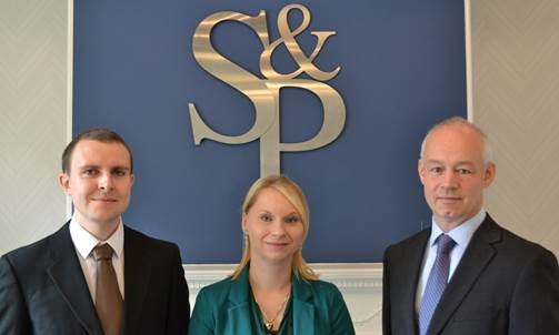 New hires for Swindell & Pearson as firm continues to grow