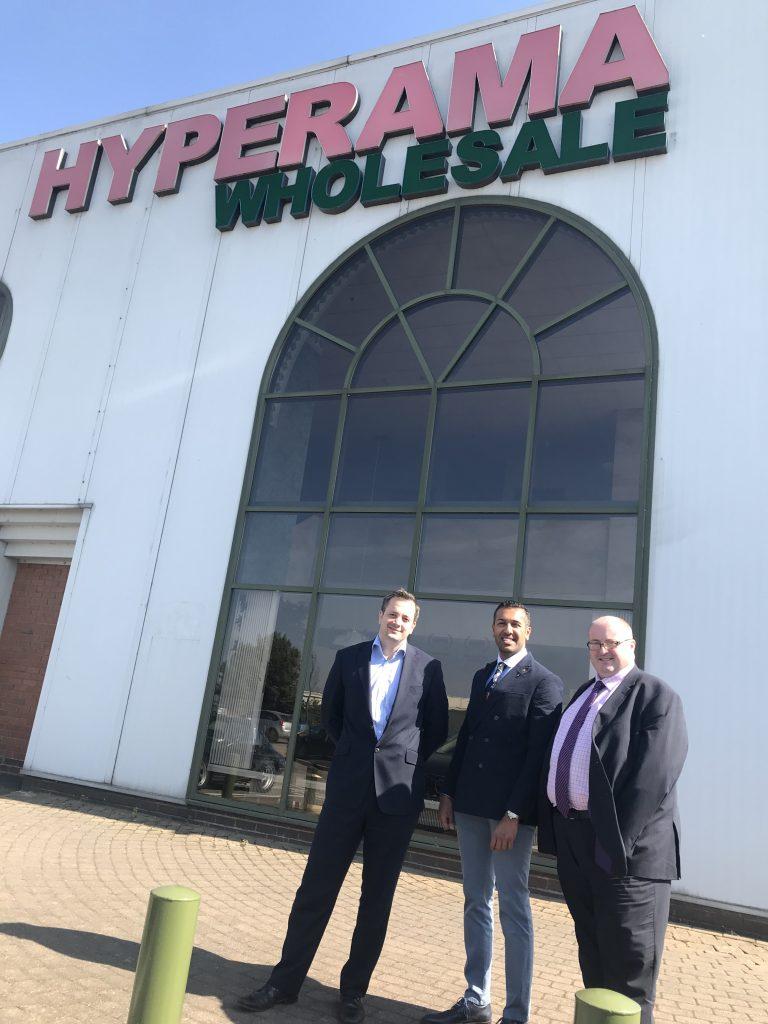 Nottingham headquartered wholesaler secures £15m finance package