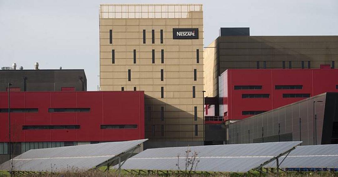 Nestlé Shows Off 350 Million Investment At Derbyshire
