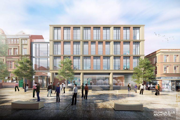 Nottingham's Grade A Station Street offices given green light