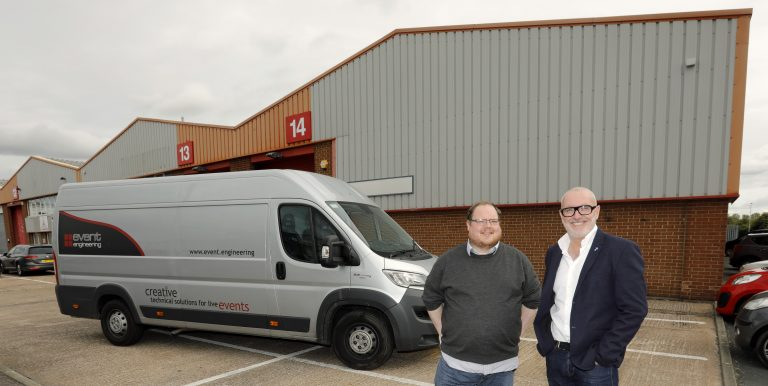 New Loughborough home for Event Engineering