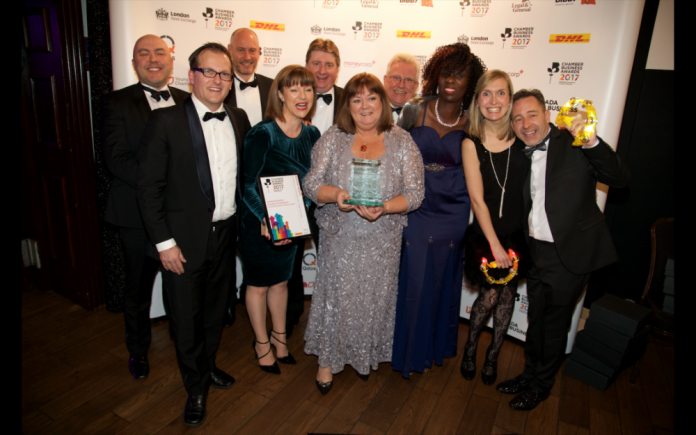 National accolades for Northants Chamber